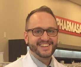 Gabriel Geurts, Pharmacist